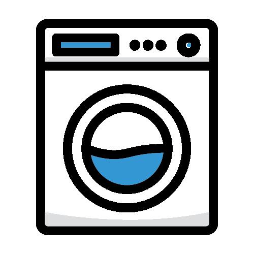 Icon of washing machine