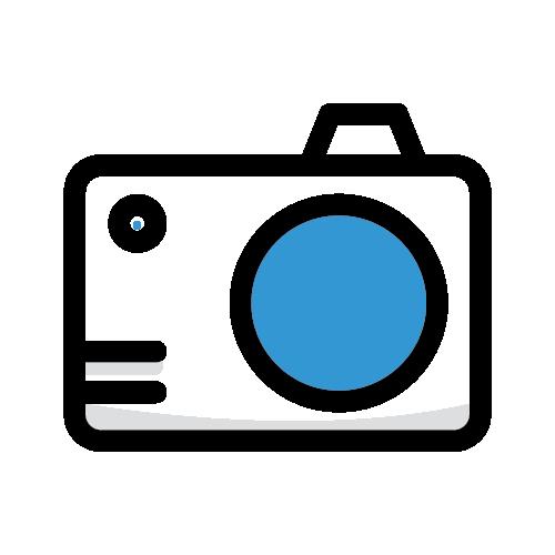 Icon of digital camera