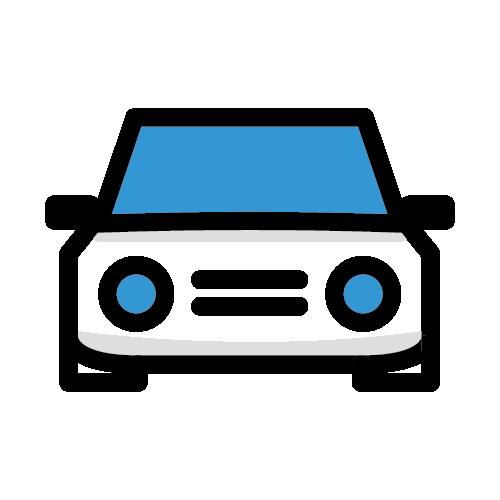 Icon of vehicles