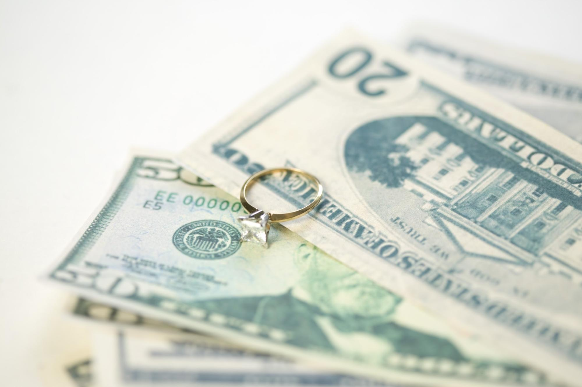 Money Problems in the Marriage? Blog Post